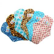 LBB Reusable Menstrual Pads,6 pads pack