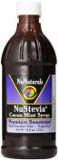 NuNaturals Nustevia Cocoa Mint Syrup, 16 Fluid Ounce