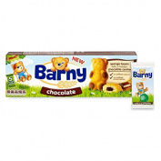 Barny Sponge Bears with Chocolate Centre 5 x 30g