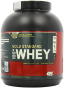 100% Whey Gold Standard Protein, Cookies & Cream - 2273g by Optimum Nutrition