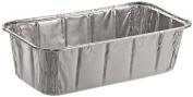 SafePro Foil Loaf Pan, 0.9kg. (Case of 200), Baking Foil Pans Disposable