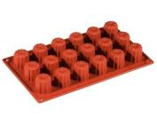 Formaflex Silicone Mould - Mini Cannelle-18 Cav
