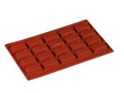 Formaflex Silicone Mould - Mini Finnanciers-20 C