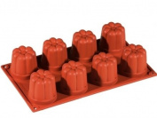 Formaflex Silicone Mould - Bavarois-8 Cavity