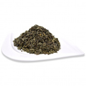 Organic Pinhead Gunpowder Green Tea, Loose Leaf Bag, Positively Tea
