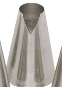 Ateco # 881 - St Honore Pastry Tip- Stainless Steel