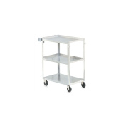 Vollrath 97121 Stainless Steel Medium-Duty Utility Carts, 90cm