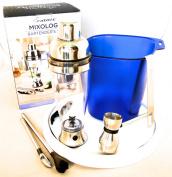 Metrokane Rabbit Mixology Bartender's Set Blue/stainlesssteel