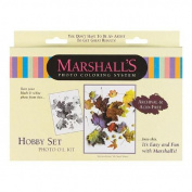 Marshall Hobby Oil Set, for Hand Colouring Black & White and Colour Photographs