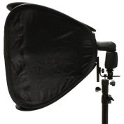 Folding 54x54cm softbox diffuser window - Cablematic