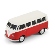 Classic 1962 VW Camper Van USB Memory Stick 16Gb - Red