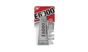 E6000 Industrial Adhesive Medium Viscosity Clear 60ml