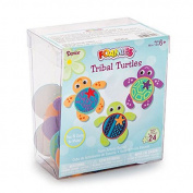 Darice Tribal Turtle Craft Foam Activity Bucket