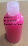 .1480ml Melt & Pour Matte Neon Pink Liquid Glycerin 30ml Lipstick Bright Hue Lotion Dye Colourant