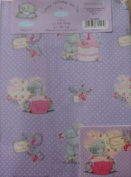 Happy Birthday Luxury Me to You Bear Giftwrap and Tags