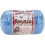 Bonnie Macrame Craft Cord 6mm 100yd-Ocean