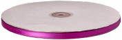 Kel-Toy Double Face Satin Ribbon, 3.8cm by 25-Yard, Violet