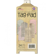 Prima Marketing - Julie Nutting Armoire Tag Pad