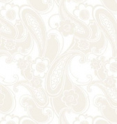 Matrimonial Paisley Gift Wrap Roll 60cm X 4.6m