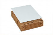 Mohawk Skytone Vellum Parchment Paper New Bluestone Shade, 60 text 22cm x 28cm , 500 Sheets/Ream (Sold as 1 Ream)