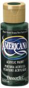 DecoArt Americana Acrylic Paint, 60ml, Soft Black