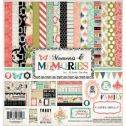Carta Bella Paper Company Moments and Memories Collection Kit
