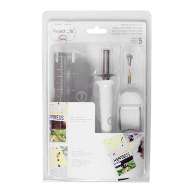 Project Life Photo Sleeve Fuse Tool