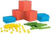 Learning Resources Brights! Base 10 Classroom Set