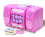 I'm a CD Player - Pink.