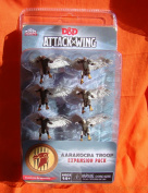 Dungeons and Dragons D and D Attack Wing Wave 2 Aarakocra Troop Board Game