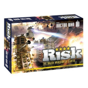 RISK: Doctor Who by USAopoly