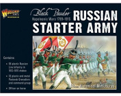 WARLORD GAMES Napoleonic Russian Starter Army