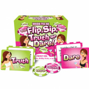 Flip, Sip, Truth or Dare Game Bride-To-Be