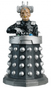 Doctor Who Figurine Collection - Figure #2 - Davros Creator of The Daleks - Hand Painted 1:21 Scale Model - Collector Boxed