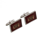 Ministry of Chaps Rugby Fan Novelty Cufflinks