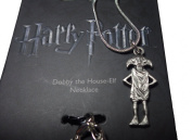 Dobby the House Elf - Pendant Necklace - Official Harry Potter Warner Brothers Licenced Product !