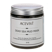 ACEVIVI Natural Dead Sea Mud Facial Mask