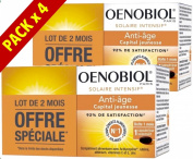 Oenobiol Tan Enhancer Anti-Ageing - 4 x 30 Gel-Caps