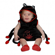 Baby Plush Spider Costume Set