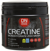 Deluxe Nutrition 250g Creatine Monohydrate Mesh Tub