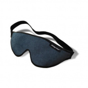 Travel Mask - Stellar Deluxe Eye Mask by Sleepstar - Midnight Coloured Sleep Mask - Perfect for Home and Travel