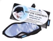 *New* The Eye Doctor BodyBeads - Hot Eye Compress Eye bag for Dry Eye, Blepharitis, MGD