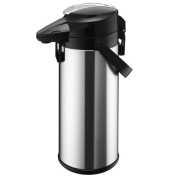 Elia Lever-Type Airpot Dispenser with Beverage Tags BGH 2.2ltr | Thermal Jug, Vacuum Flask