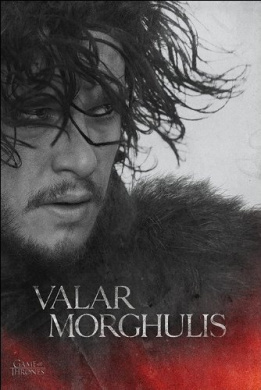 Game Of Thrones Jon Snow Maxi Poster