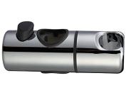 Sliding Chrome 19mm Bracket