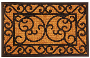 Esschert Design Esschert Design, Rubber doormat/cocos S, RB21, Rubber and coir, 60x40x1 -