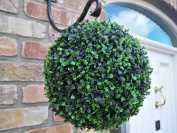 Best Artificial 28cm Boxwood Buxus Topiary Ball