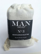 MIG Mens Soap Natural Handcrafted Essences of Balsam & Cedar 120ml