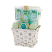 Spa Gift Set | Cucumber Basil Scent