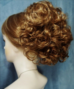 PHOEBE Clip On Hairpiece by Mona Lisa - 27 Strawberry Blonde